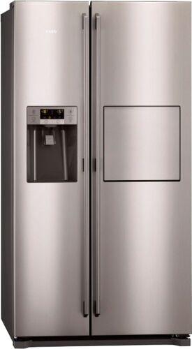 Практичный холодильник от бренда АЕГ