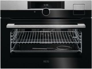 Преимущества гидролитической очистки духовых шкафов AEG (АЕГ)