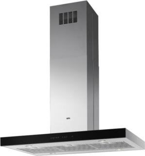 Обзор настенной кухонной вытяжки AEG Street Hood