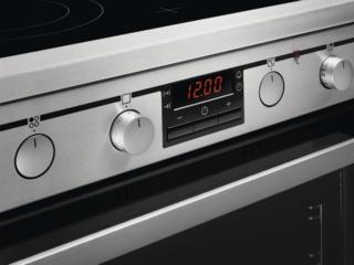 Кислотостойкая эмаль легкой очистки в кухонных плитах AEG (АЕГ)