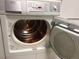 Сушильные машины AEG (АЕГ) — особенности конструкции и автоматические программы сушки одежды