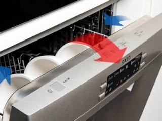 Посудомоечные машины AEG с системой подъема корзины ComfortLift
