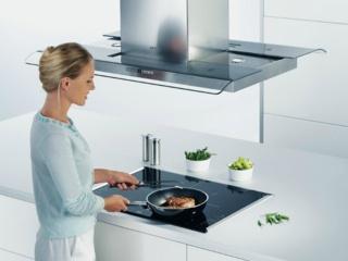 Дистанционное управление кухонными вытяжками AEG