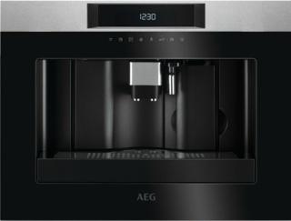 Система сенсорного управления в кофемашинах AEG