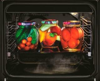 Кухонная плита Aeg CCM66400BX – обзор функций