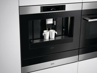 Автоматический запуск в кофемашинах АЕГ