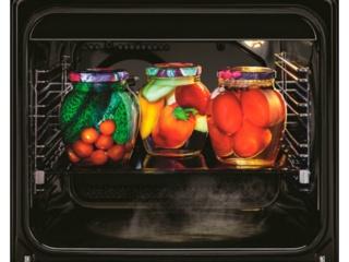 Кухонная индукционная плита Aeg CIM66400BX — обзор модели