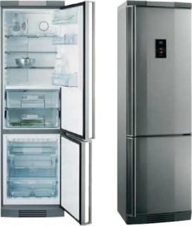 Преимущества электронной регулировки температуры в холодильниках AEG (АЕГ)