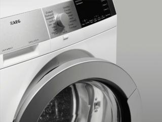 Дозатор для жидкого моющего средства в стиральных машинах AEG