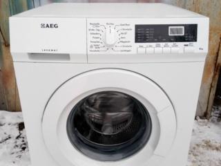 Функция очистки пуховых изделий в стиральных машинах AEG