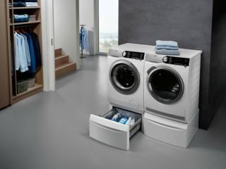 Функция выведения пятен в стиральных машинах АЕГ