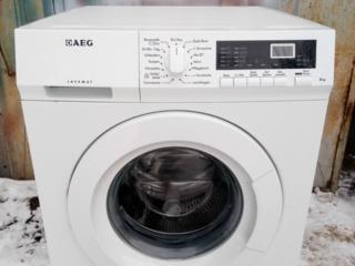 Программа Antiallergy в стиральных машинах АЕГ