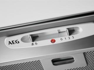 Вытяжки AEG для встраивания в шкаф – технические характеристики