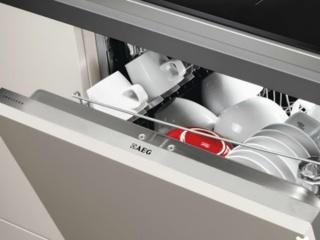 Режим «Быстрая мойка» в посудомойках АЕГ