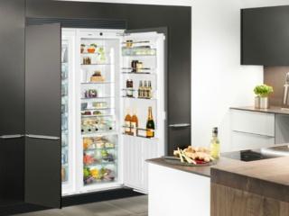 Режим шоковой заморозки в холодильниках AEG