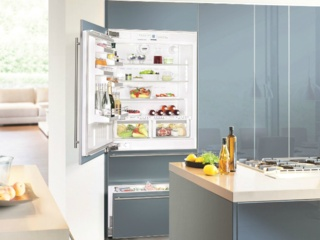 Функция Coolmatic в холодильниках AEG