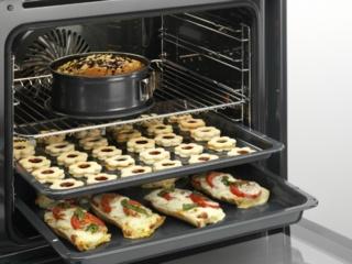 Программы автоматической готовки в духовых шкафах AEG