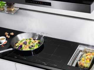 Функция обнаружения посуды у индукционных варочных панелей AEG