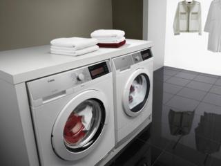 Режим деликатной стирки в стиральных машинах АЕГ