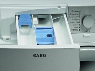 Технология Aqua Control в стиральных машинах АЕГ
