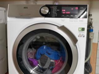 Программа стирки «Quick 20 Min 3 Kg» в стиральных машинах AEG