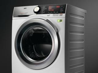 Контроль сушки по влажности в стиральных и сушильных машинах AEG