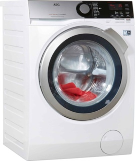 Технология обработки паром ProSteam в стиральных машинах AEG