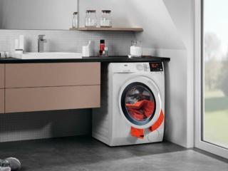 Степени сушки белья в стиральных и сушильных машинах AEG