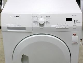 Программы для синтетики в сушильных машинах AEG
