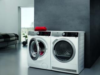 Блокировка от детей в стиральных машинах AEG