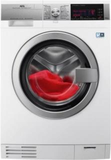 Опция экономии времени в стиральных машинах AEG