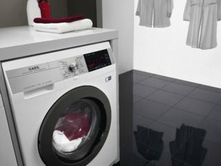 Отображение хода программы у стиральных, сушильных и посудомоечных машин AEG