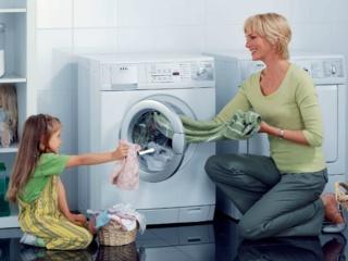 Электронный тип управления в стиральных машинах AEG
