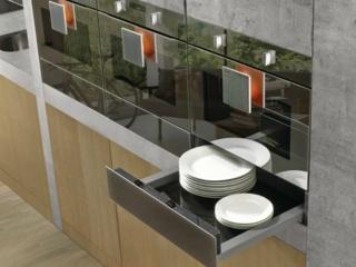 Приготовление теста в шкафах AEG для подогрева посуды